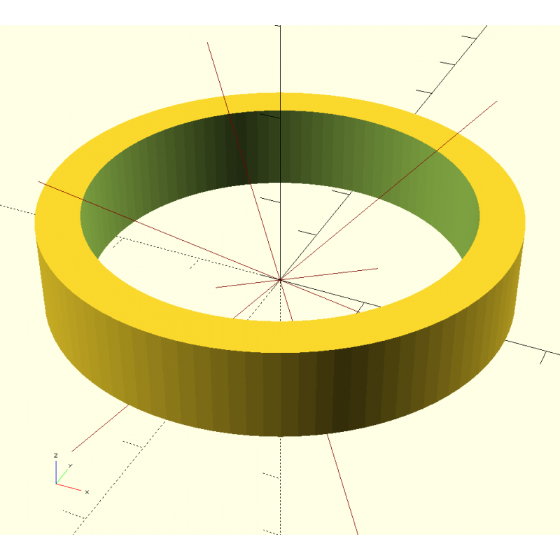 Gazenhalter 32mm (5 Stück)